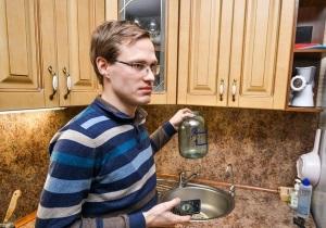 Как узнать давление воды в своей квартире?