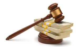 В судебном порядке с помощью иска