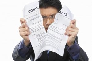 Как расторгнуть кредитный договор с банком в одностороннем порядке?