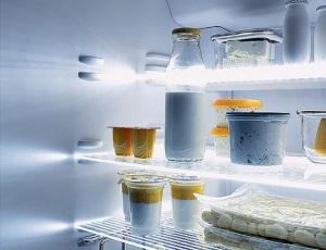 При условии хранения в холодильной камере