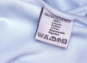 Знаки ухода за одеждой