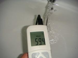Как сделать замеры температуры?