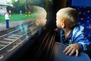 Бесплатный проезд в общественном транспорте для детей