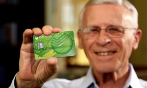 Как перевести пенсию на карту Сбербанка?