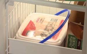 Какое время не портится в бытовом морозильнике?