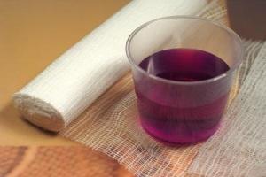 Как понять, пригоден ли к использованию перманганата калия?