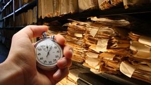 Хранение и исковая давность документа