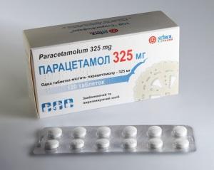 Срок годности парацетамола