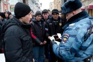 Право полиции проверять бумаги