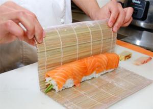 Что используют в приготовлении суши?
