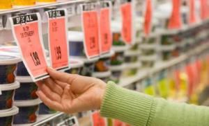 Какую информацию должен содержать ценник на товар?