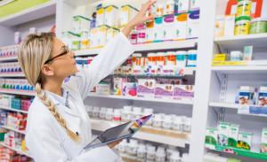 Где держат лекарственный препарат в аптеке?